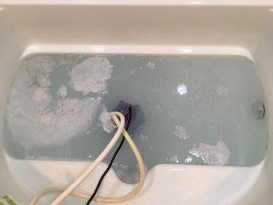 文京区 風呂釜洗浄⑤