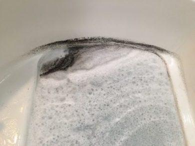 文京区 風呂釜洗浄⑩