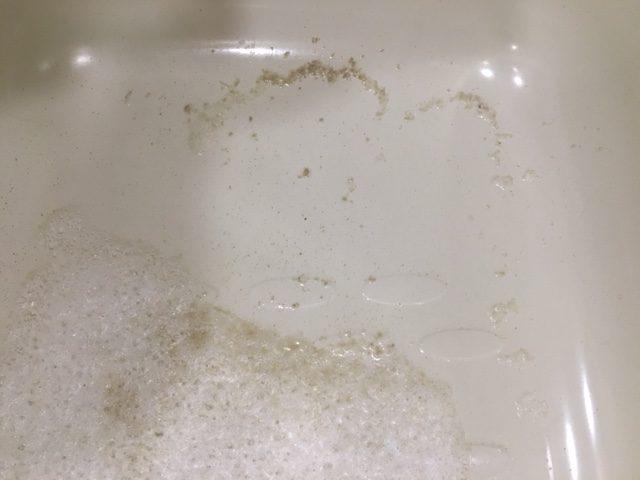 武蔵野市 風呂釜洗浄⑧