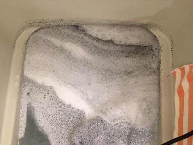 船橋市 風呂釜洗浄⑥