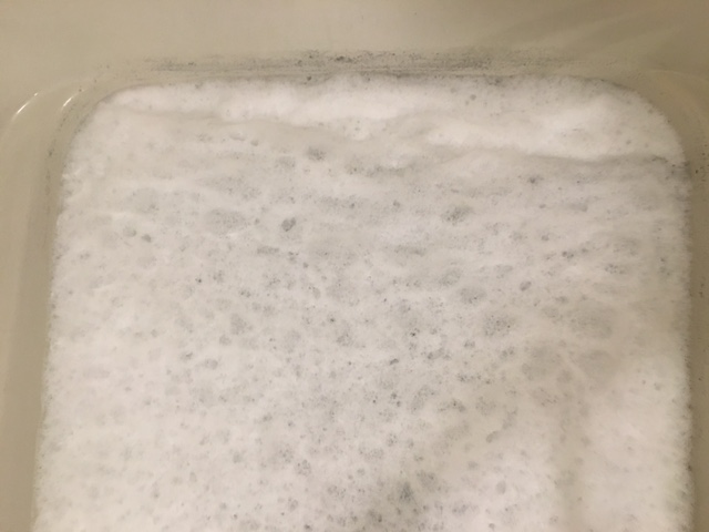 船橋市 風呂釜洗浄⑫