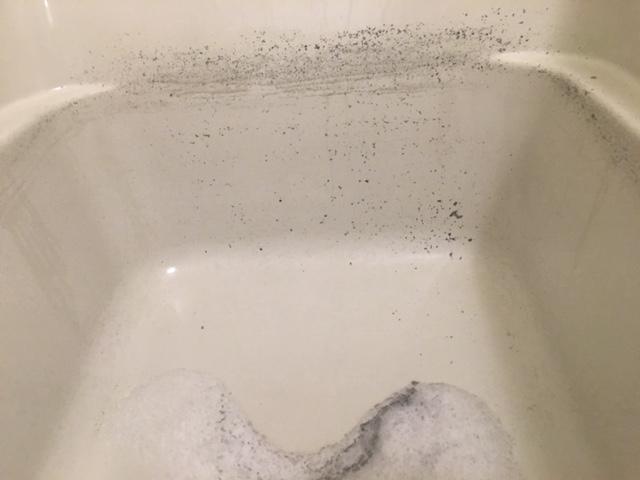 船橋市 風呂釜洗浄⑭