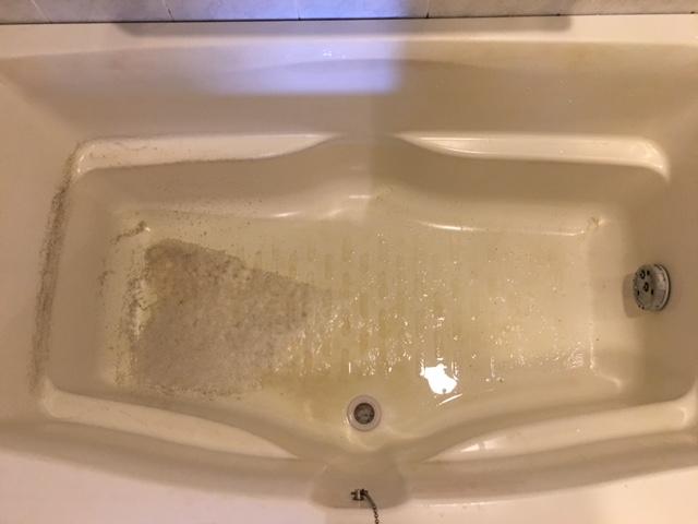 新宿区 風呂釜洗浄⑫