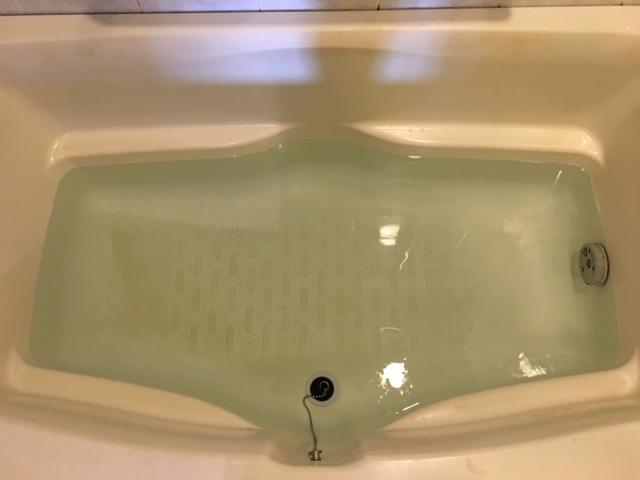 新宿区 風呂釜洗浄⑯