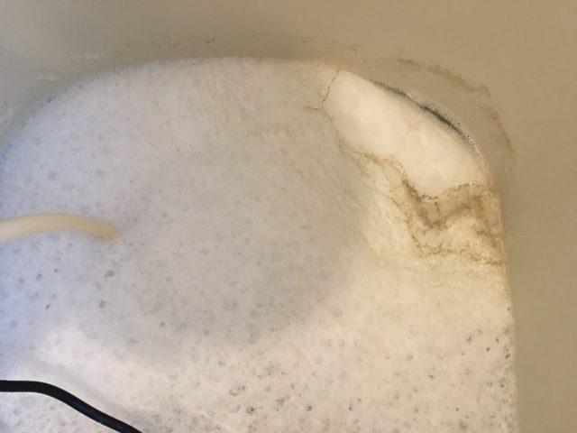 戸塚区 風呂釜洗浄⑦