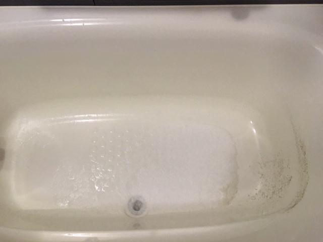 金沢区 風呂釜洗浄⑨