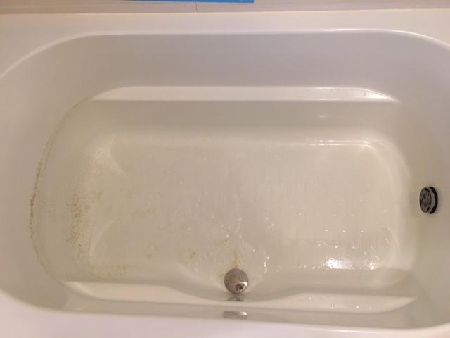 緑区 風呂釜洗浄⑦