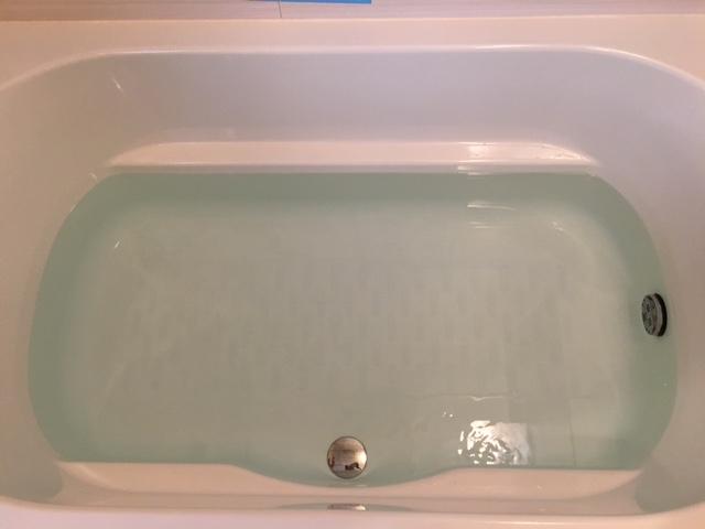 緑区 風呂釜洗浄⑪