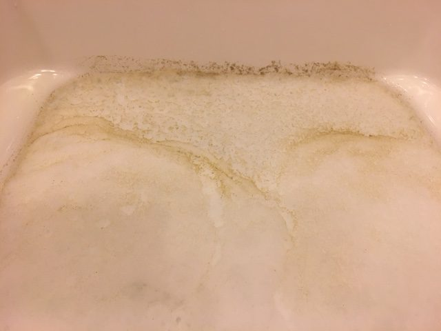 新宿区 風呂釜洗浄④