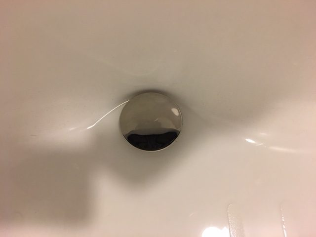 千代田区猿楽町 排水栓①