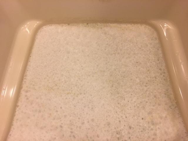 大田区 風呂釜洗浄④
