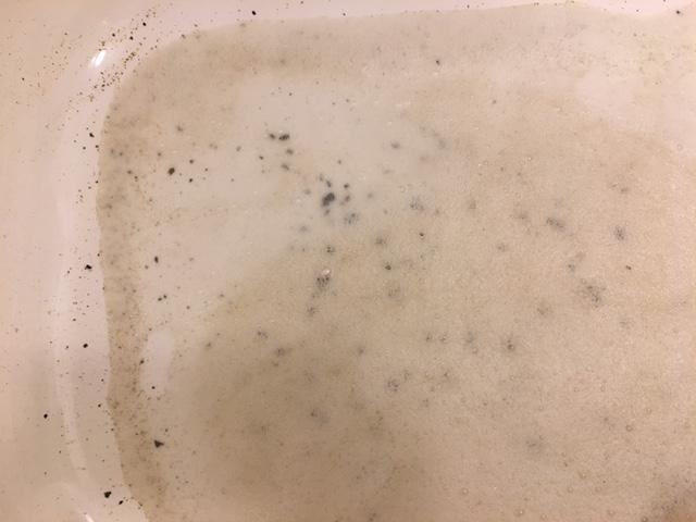 海老名市 風呂釜洗浄⑫