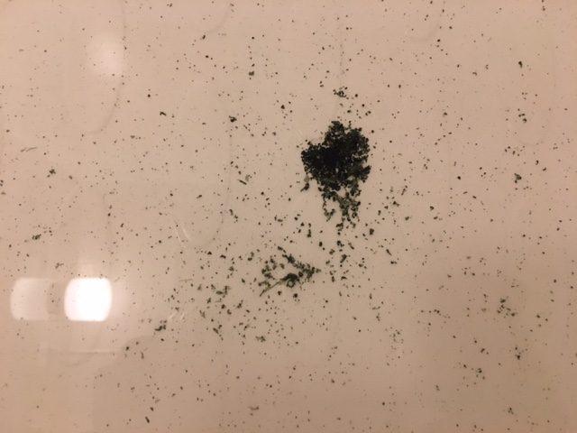 湯張りで黒い汚れが止まらない⑤