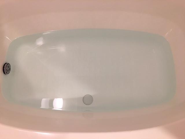湯張りで黒い汚れが止まらない23