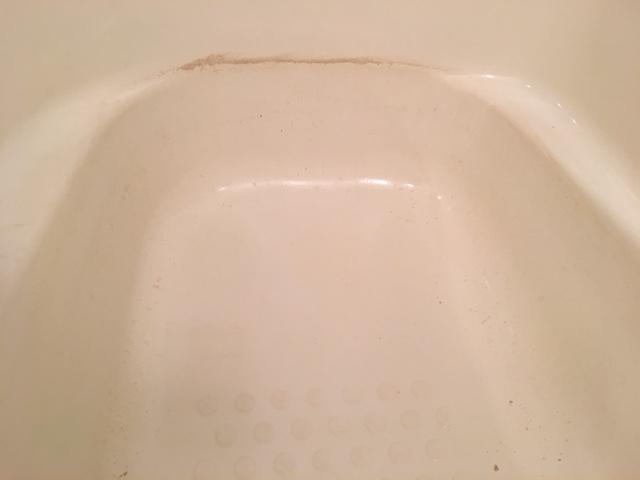 湯張りでお湯を入れると、ドブのような臭いがする⑳