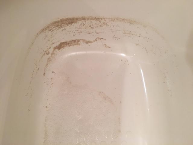 座間市 風呂釜洗浄⑪