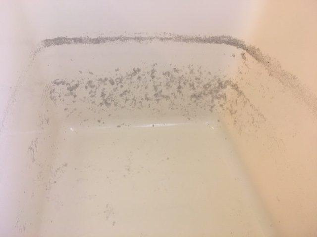 金沢区 バランス釜洗浄⑥
