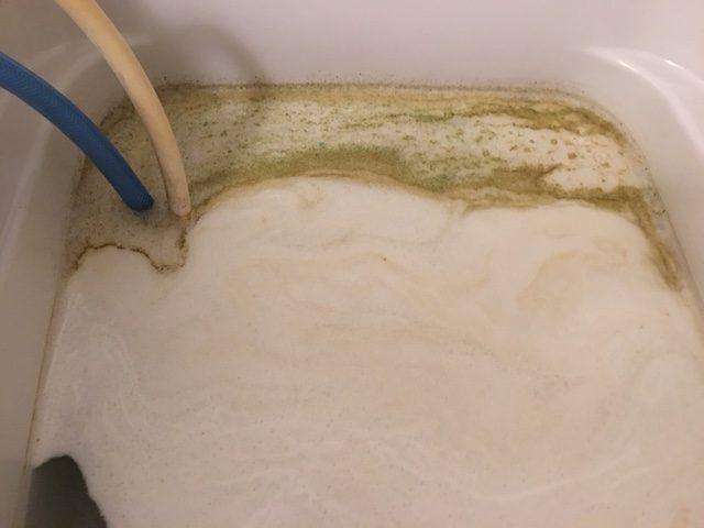 西東京市 風呂釜洗浄⑫