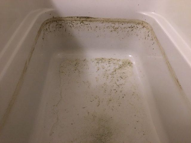 西東京市 風呂釜洗浄⑮