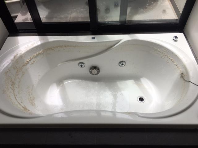 品川区北品川 ジェットバス洗浄⑦