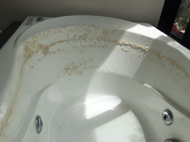 品川区北品川 ジェットバス洗浄⑧