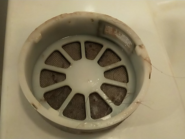 横浜市中区 追い焚き配管洗浄⑥