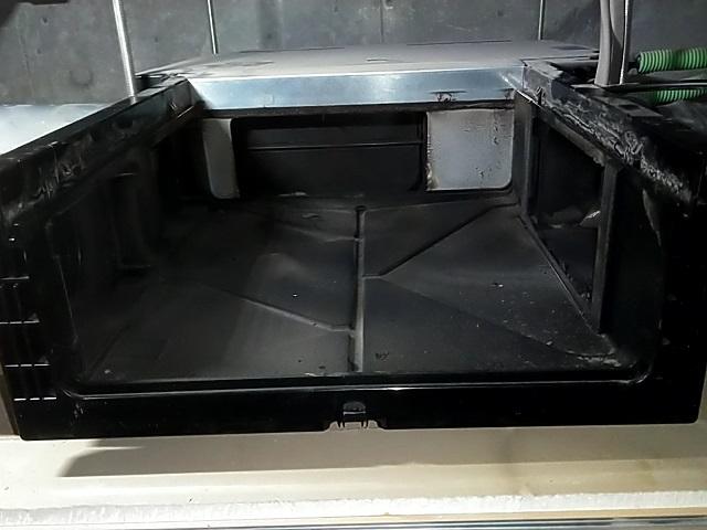 中央区月島 浴室暖房乾燥機清掃③