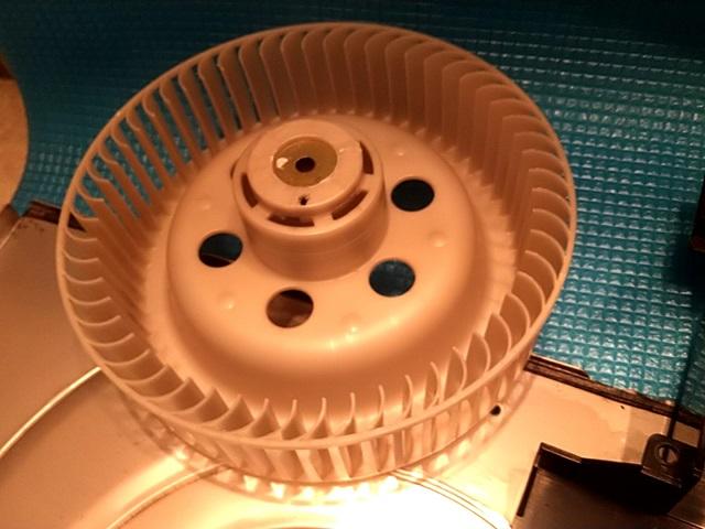 中央区月島 浴室暖房乾燥機清掃⑭