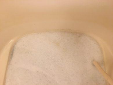 松戸市 風呂釜洗浄⑫