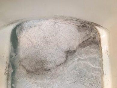 文京区 風呂釜洗浄⑧