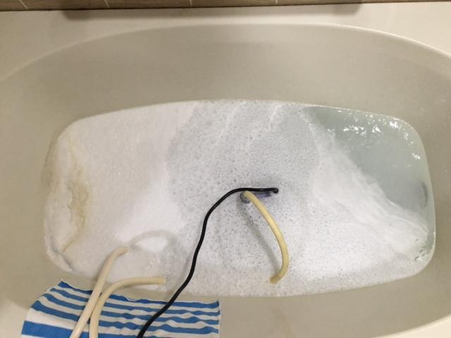 武蔵野市 風呂釜洗浄⑤