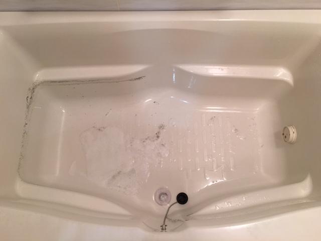 横浜市港北区 風呂釜洗浄⑥