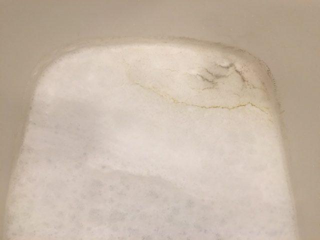 品川区 風呂釜洗浄④