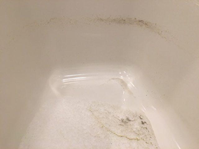 品川区 風呂釜洗浄⑦