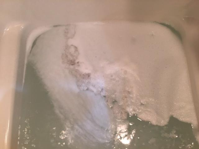 大田区南雪谷 風呂釜洗浄⑦