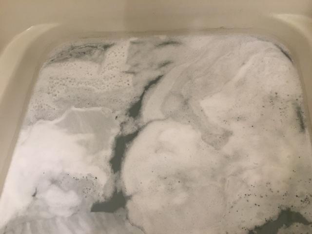 船橋市 風呂釜洗浄④