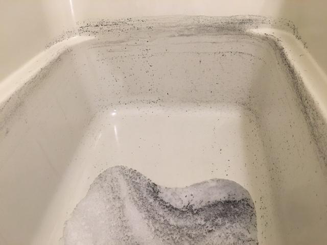 船橋市 風呂釜洗浄⑧