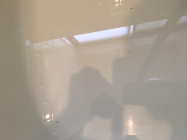 戸塚区 風呂釜洗浄②
