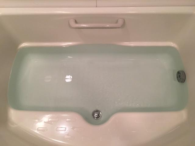 江東区 風呂釜洗浄⑨