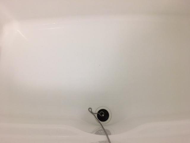 中央区佃 湯張り①