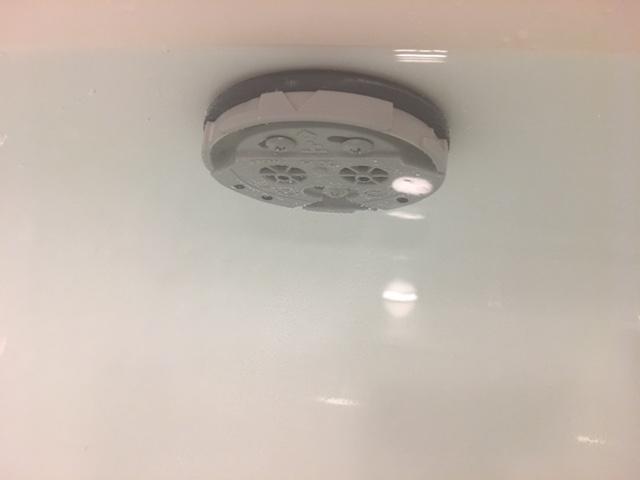 新宿区 風呂釜洗浄 完了②