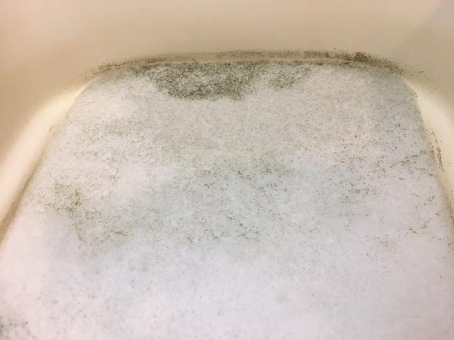 世田谷区野沢 風呂釜洗浄⑫
