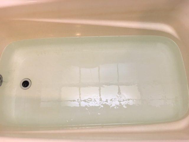 世田谷区野沢 風呂釜洗浄⑮