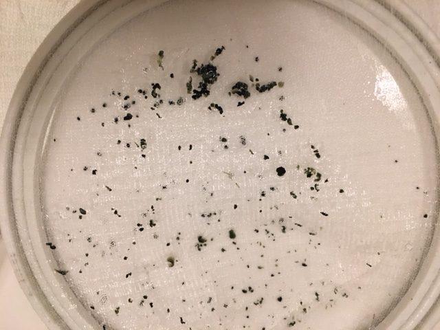 湯張りで黒い汚れが止まらない⑥
