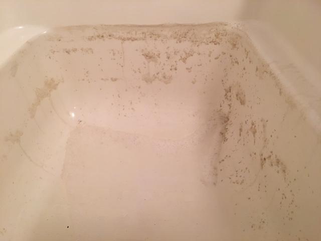 藤沢市 風呂釜追い焚き配管洗浄⑯