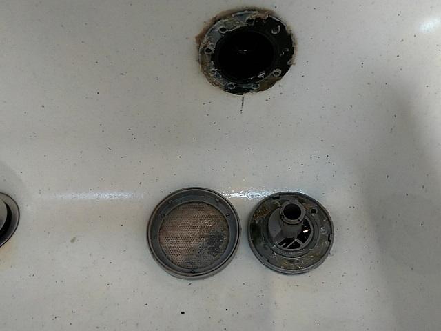 川崎区 追い焚き配管洗浄⑤