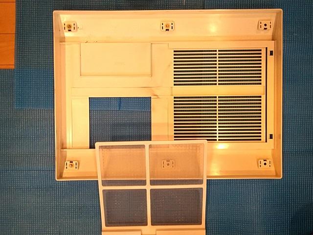 狛江市 浴室暖房乾燥機 清掃⑤