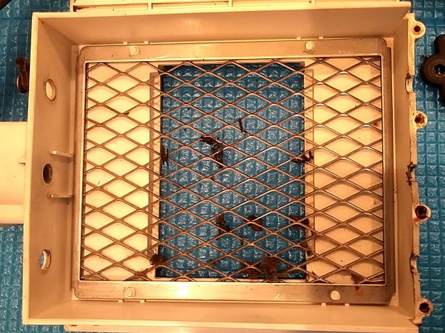 狛江市 浴室暖房乾燥機 清掃⑨