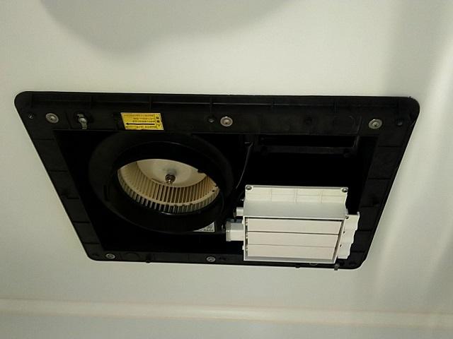 狛江市 浴室暖房乾燥機 清掃⑭