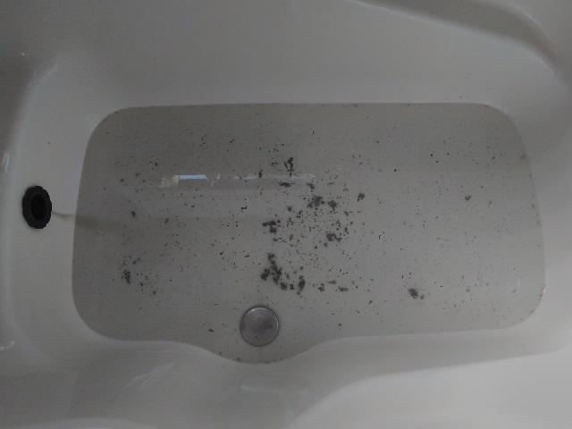 品川区 追い焚き配管洗浄⑤